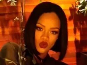 Rihanna debuts blunt bob on 'The Ellen DeGeneres Show' and looks hot!