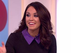 Vicky Pattison talks Charlotte Crosby nose job on Loose Women, ITV 4 February