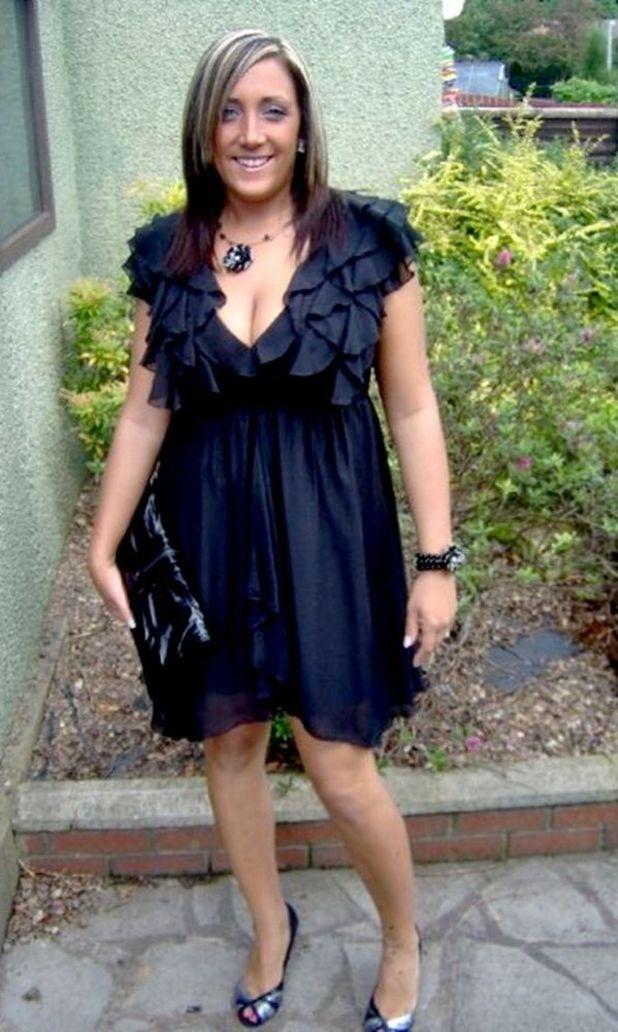 Terri-Ann before losing weight
