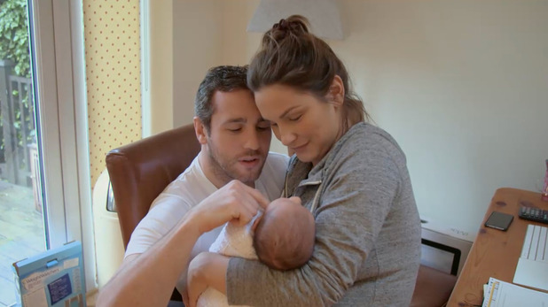 Sam Faiers: The Baby Diaries, Sun 7 Feb