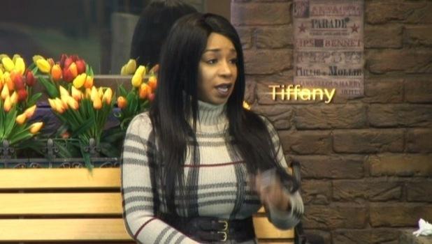 Tiffany Pollards talks to Danniella, CBB 5 February