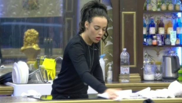 Stephanie Davis clearing up her mess on CBB 5 February
