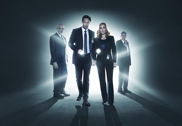 The-X Files, C5, Mon 8 Feb