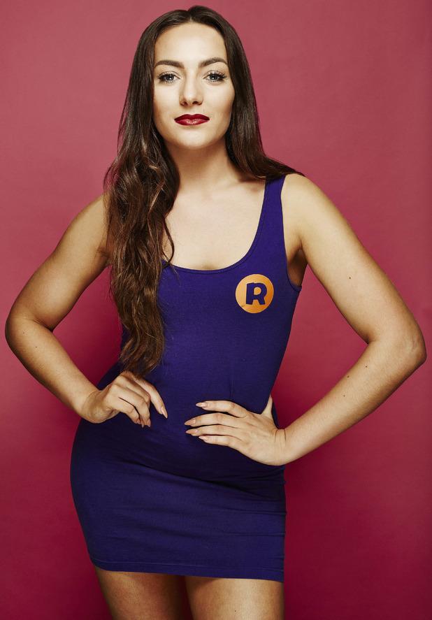 Amelia Bath, Ibiza Weekender newcomer, Series 4 (DO NOT REUSE) 19 January