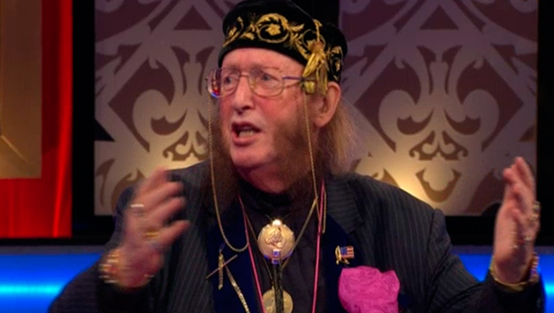 CBB Day 26: John McCririck talks to Jeremy McConnell about Stephanie Davis Bit On The Side 1 Feb 2016