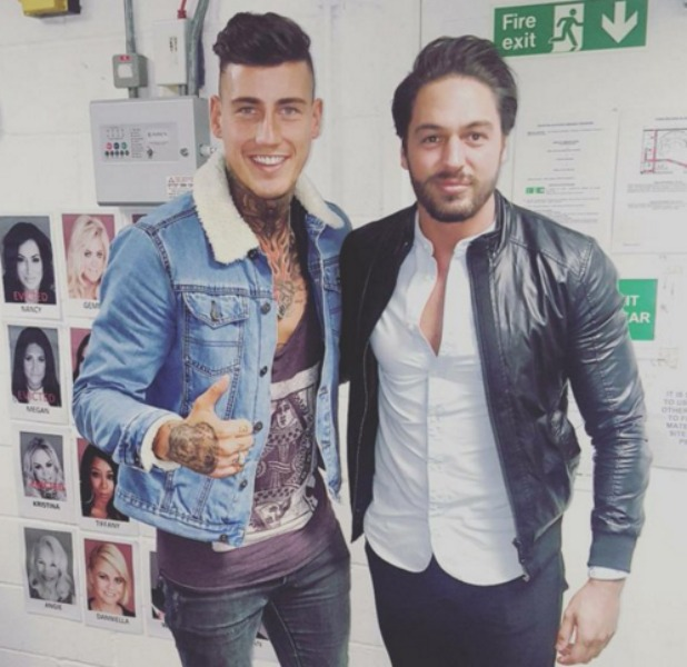 CBB: Jeremy McConnell meets Mario Falcone on BOTS 2 February 2016