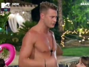 Ex on the Beach: Scotty T escapes over the villa wall after row with Nancy-May