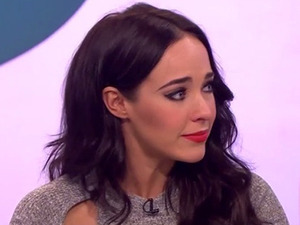 Stephanie Davis appears on ITV's Loose Women to  talk about life after the house. 9 February 2016