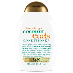 OGX Quenching Coconut Curls Shampoo £6.99, 8th February 2016