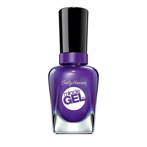 Sally Hansen Miracle Gel Purplexed Purple £9.99, 8th February 2016