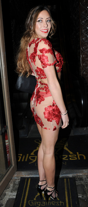 Pascal Craymer attends Lady Nadia Essex's Valentine's Day Party held at Gilgamesh, 11 February 2016