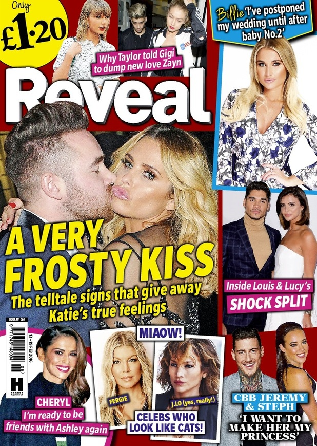 Reveal Magazine Issue 6 - Cover