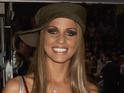 Katie Price attends the X Men premiere, 3rd April 2003
