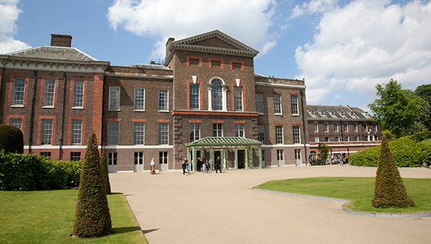 UK, London, View of Kensington Palace. (Photo by: JTB Photo/UIG via Getty Images)