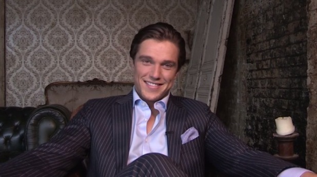 Lewis Bloor makes a confession, TOWIE Essex Fourplay, Twitter 17 February