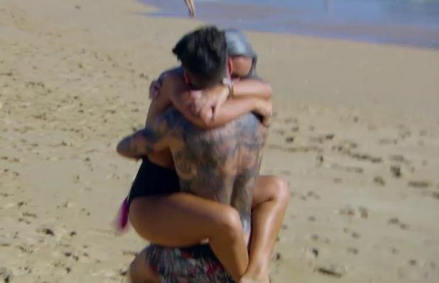 Ex on the Beach: Helen's ex Chet arrives 16 Feb 2016