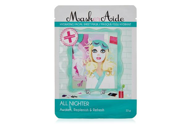 MaskerAide All Nigher Mask £5, 16th February 2016