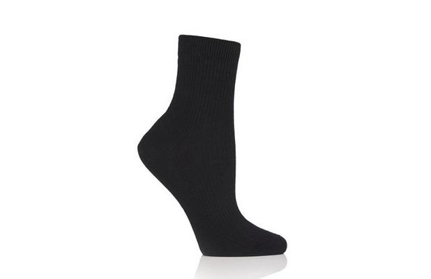 Beauty Feet by Sock Shop Nourishing Heel Pad Socks £8.99, 15th February 2016