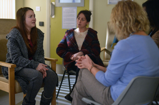 EastEnders, Stacey's review, Fri 19 Feb