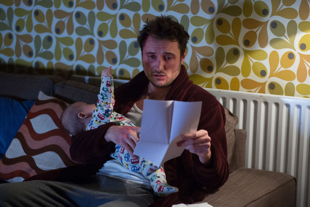 EastEnders, Martin finds out the truth, Mon 22 Feb