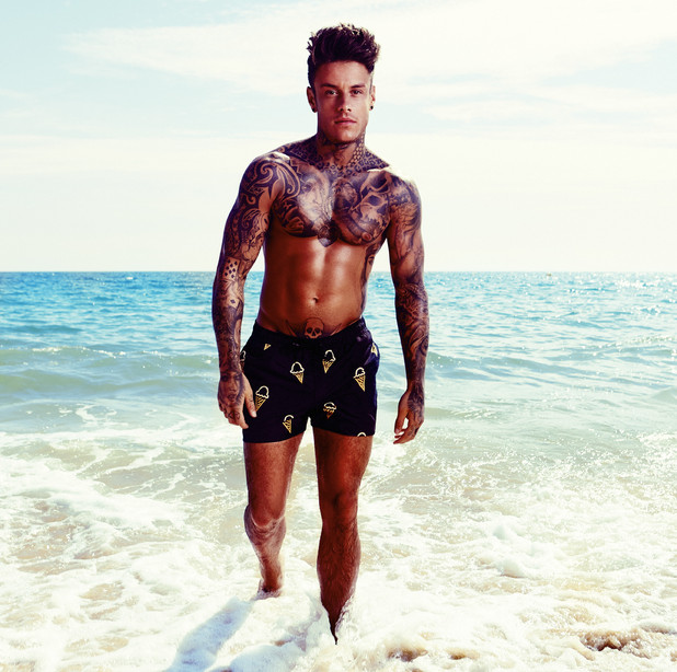 Chet Johnson, Ex On The Beach series four, MTV 16 February
