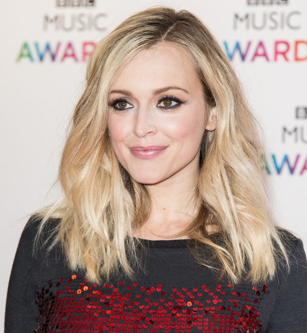 Fearne Cotton attends the BBC Music Awards at Genting Arena on December 10, 2015 in Birmingham, England.