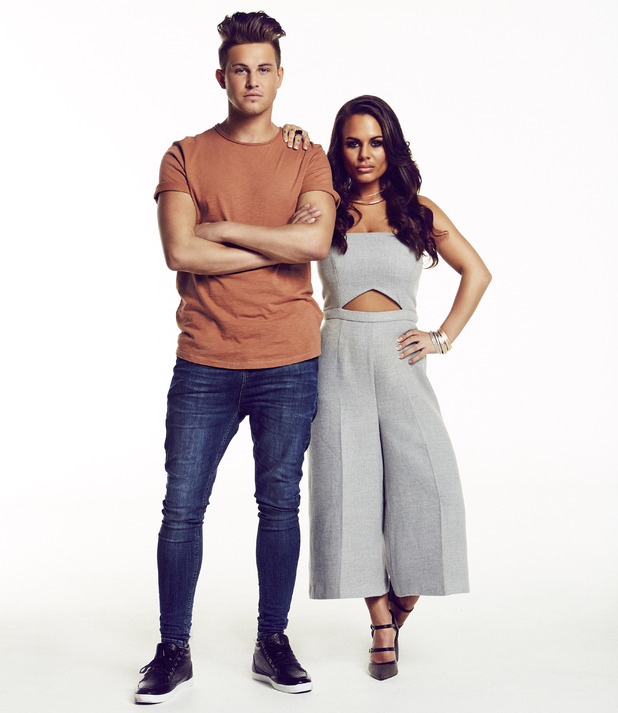 Marty McKenna and Chantelle Connelly, Geordie Shore Series 12 16 February