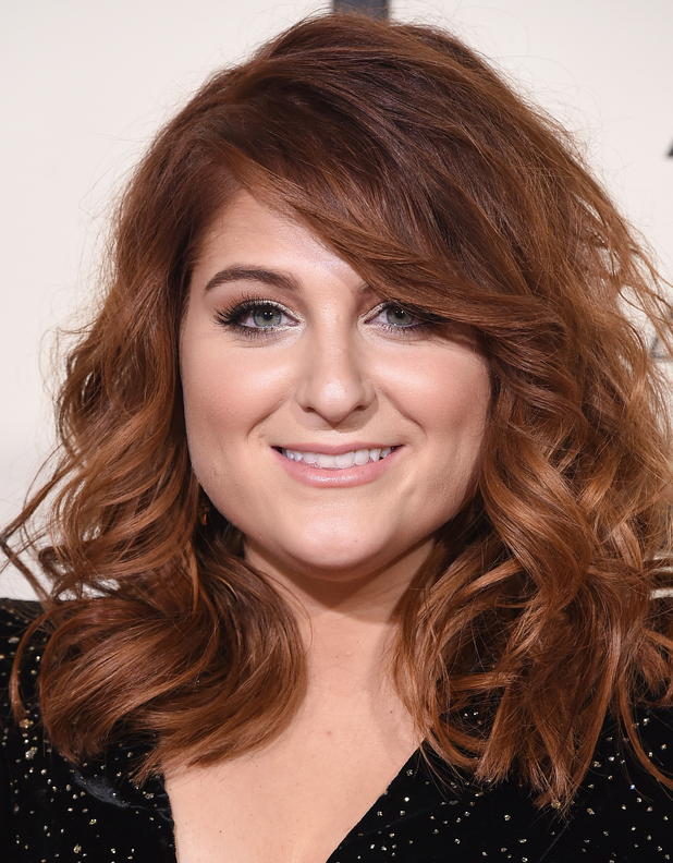Meghan Trainor attends The 58th GRAMMY Awards at Staples Center on February 15, 2016 in Los Angeles, California