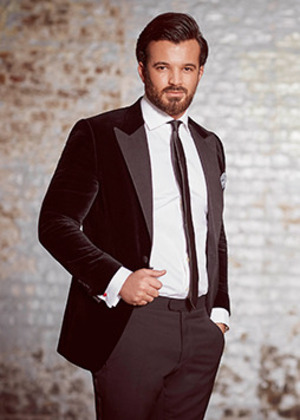 Mike Hassini TOWIE series 17 official photos