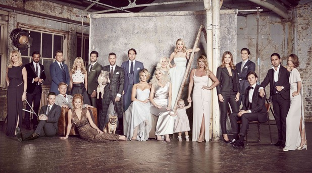 TOWIE cast photo 2016 - 22 February 2016