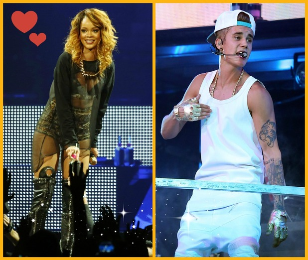 Rihanna and Justin Bieber to headline V Festival 2016