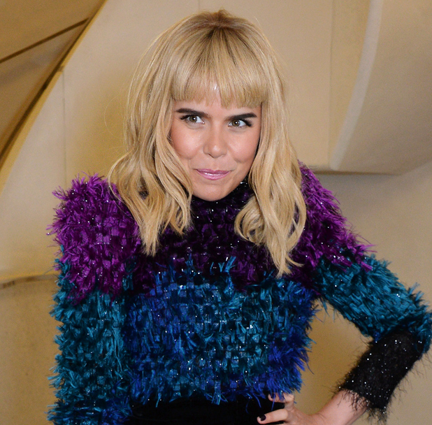 Paloma Faith attends The Elle Style Awards 2016 on February 23, 2016 in London, England
