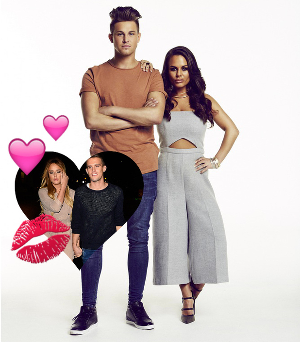 Geordie Shore newbies Marty and Chantelle weigh in on Gaz Beadle and Charlotte Crosby romance, February 2016