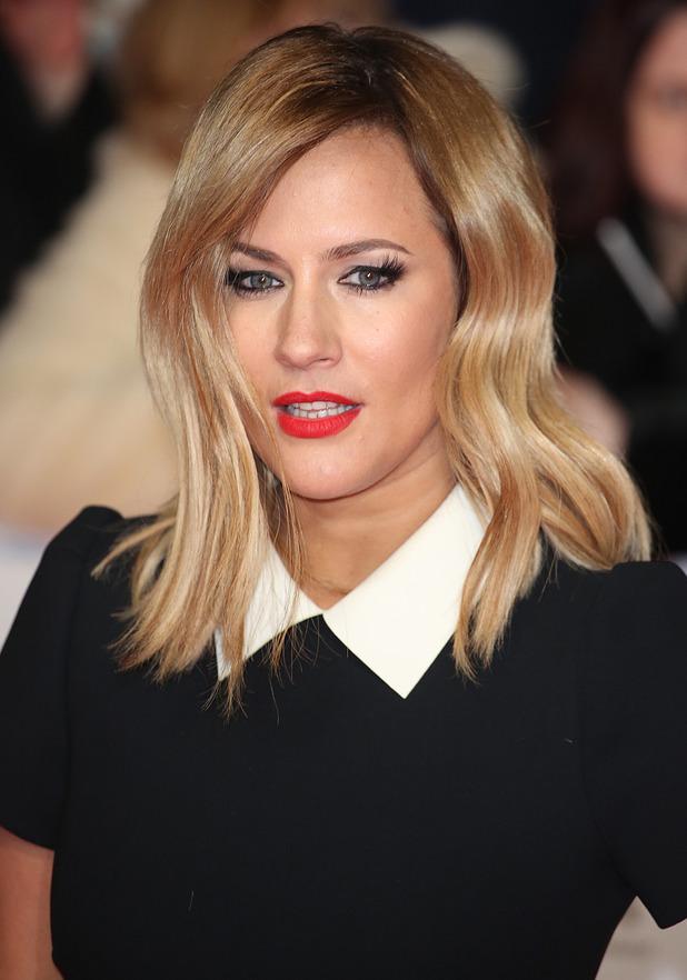 Caroline Flack at the National Television Awards 2016 (NTA's) held at the O2 Arena - Arrivals - 20 January 2016.