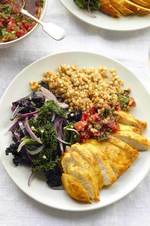 The Sirtfood Diet aromatic chicken recipe