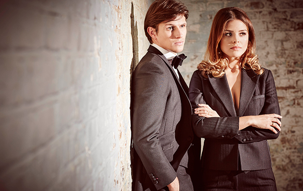 Chloe Lewis and Jake Hall TOWIE series 17 official photos