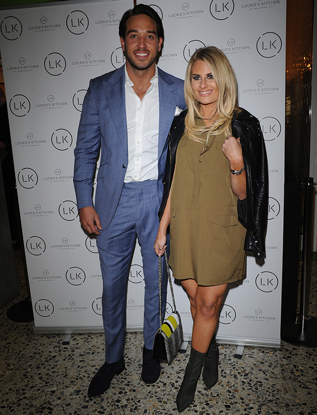 Lockie's Kitchen in Romford, Essex Danielle Armstrong and James Lock