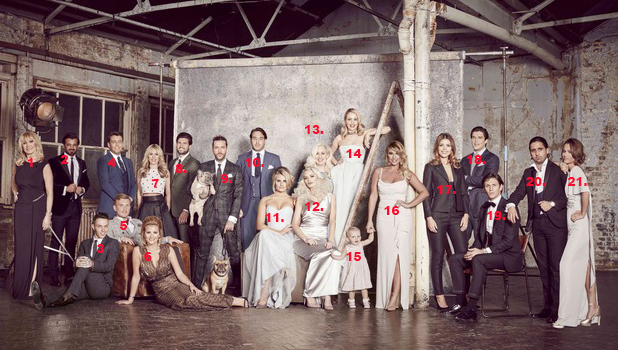 TOWIE Cast 17th series: who is who?