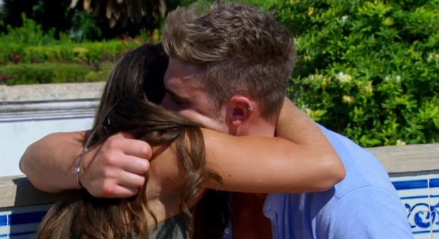 Scotty T and Ashleigh Defty get emotional on date, Ex On The Beach 8 March
