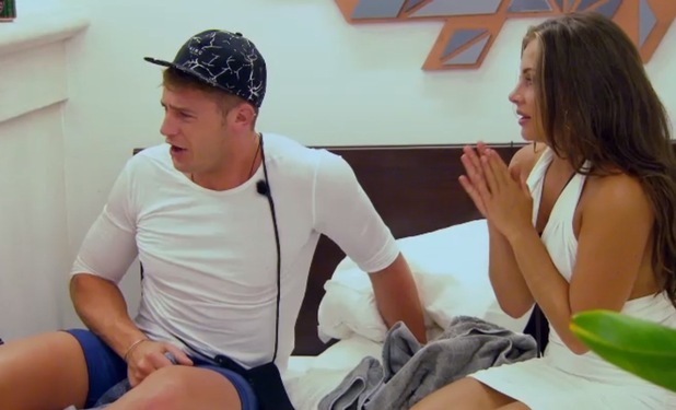 Nancy-May Turner calls Scotty T out for still liking Ashleigh Defty, Ex On The Beach 8 March