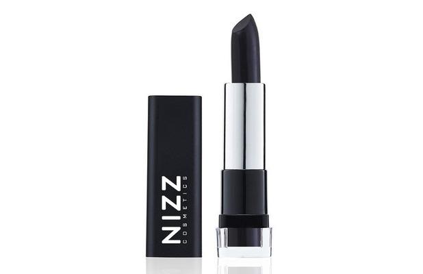 NIZZ Cosmetics Noir Black Lipstick, £9.99