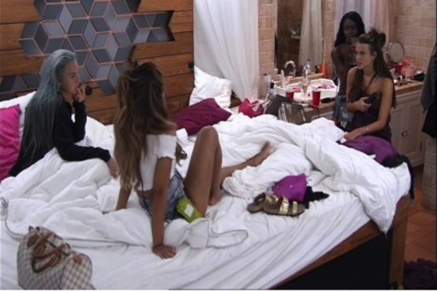 Olivia Walsh and Nancy-May Turner argue over Scotty T 1 March