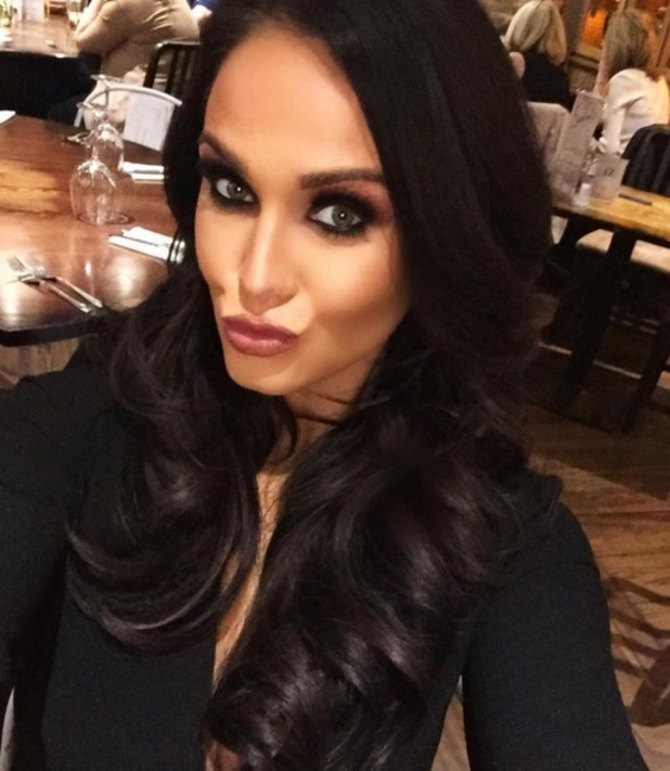 Vicky Pattison shares new selfie on Instagram 3 March