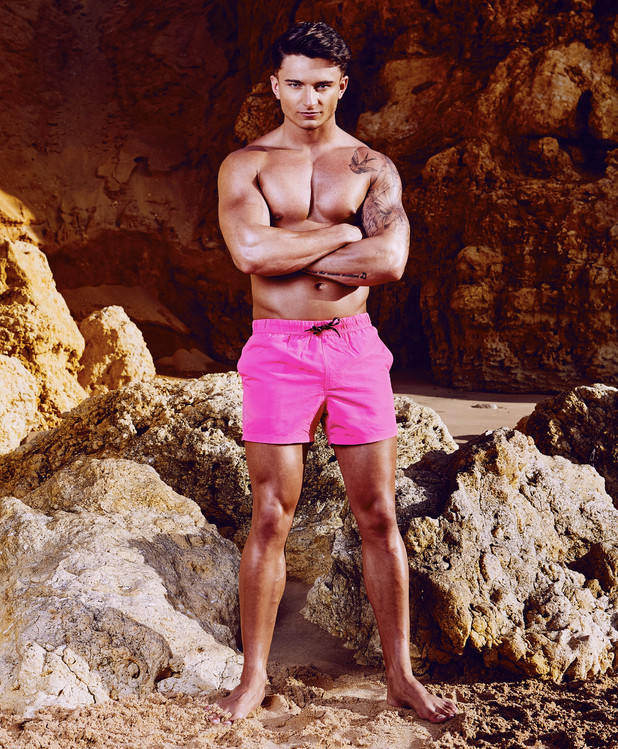 Alex Kippen, Gina Barrett's ex-boyfriend, Ex On The Beach 1 March