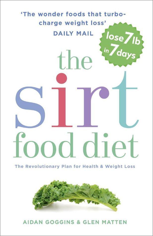 Sirtfood Diet book jacket