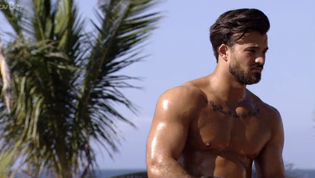TOWIE Series 17, Episode 1 Mike Hassini