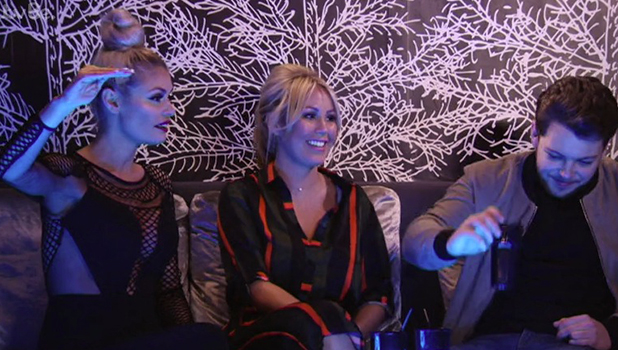 TOWIE Series 17, Episode 1 Chloe Sims isn't happy with Pete Wicks