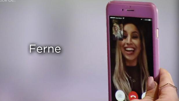 TOWIE Series 17, Episode 1 Ferne FaceTimes Danielle in Gran Canaria