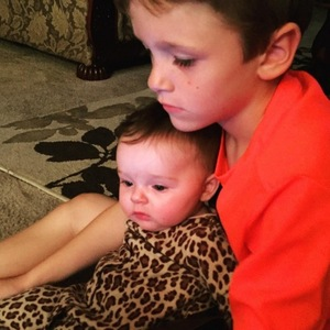 Maci Bookout's children Bentley and Jayde, Instagram