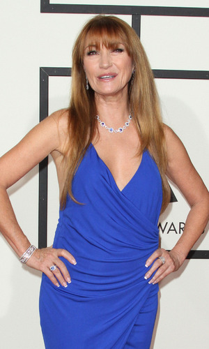Jane Seymour at the 58th Annual GRAMMY Awards 2016 - Arrivals held at the Staples Center. 15 November 2016.